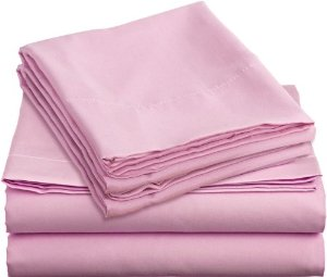 Plain Coloured Bed Sheets